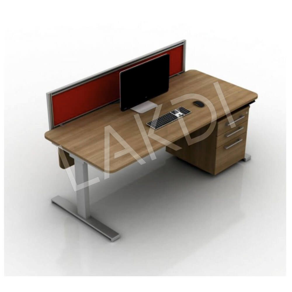 Height adjustable desk series