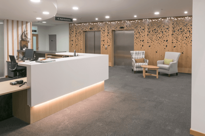 Best Hospital Interior Design and architect by Lakdi the Furniture