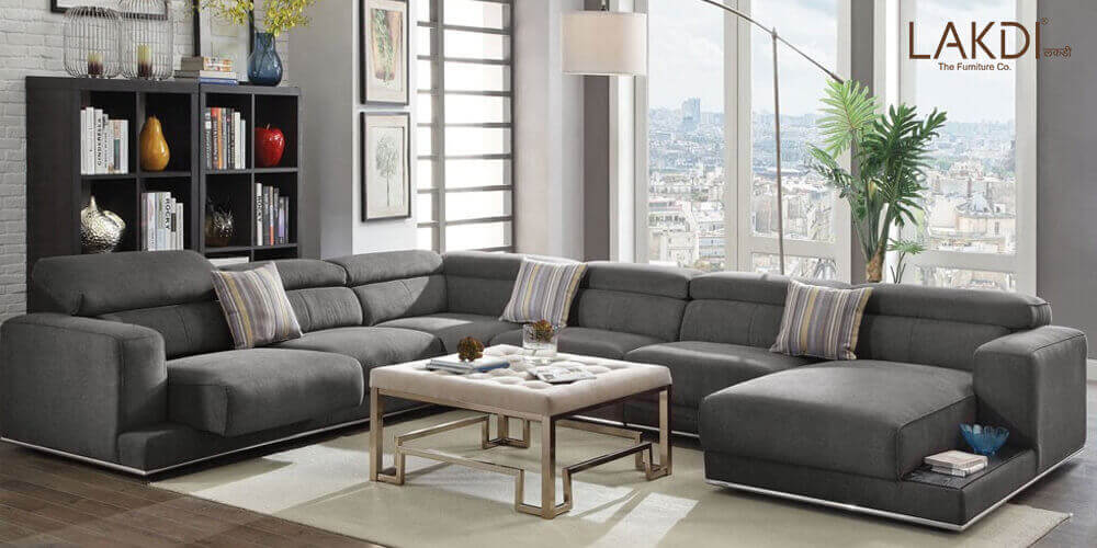 Styling Large Living Rooms In A Cozy And Comfortable Manner Lakdi